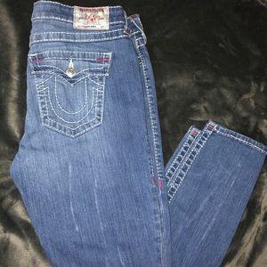 Women's True Religion Brand Jeans size 32